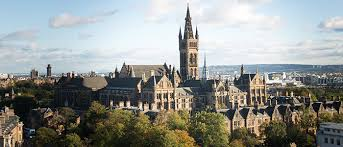 View of the University of Glasgow