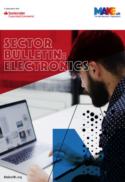 Sector Bulletin front cover